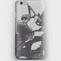 MICHAEL CLIFFORD 5sos Punk Rock Hipster Special iPhone 5, 5s, 6, 6+, Samsung Galaxy s5, NT 4.0