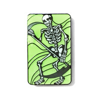 Tarot Reaper Pin (Glow-in-the-Dark)