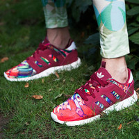 Adidas: clover jogging shoes