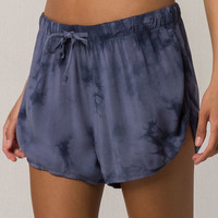OTHERS FOLLOW Mineral Wash Womens Dolphin Shorts