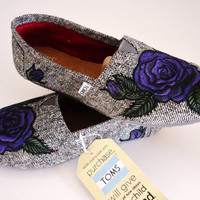 Purple Rose Toms