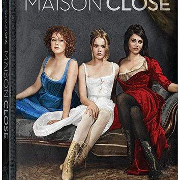 Valerie Karsenti & Anne Charrier & Jacques Ouaniche-Maison Close: Season 1