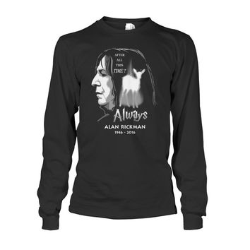 Harry Potter- After all this time ? Always 2 -Unisex Long Sleeve
