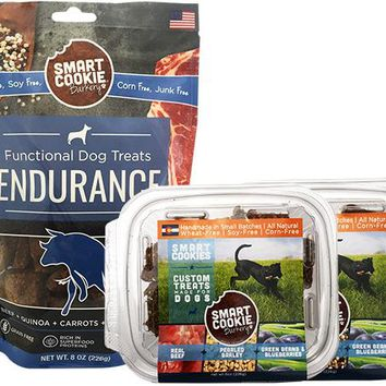 Treats for Active Dogs Sampler