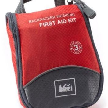 REI Backpacker Weekend First-Aid Kit - REI.com