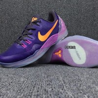 NIKE  kobe venomenon 5 court purple