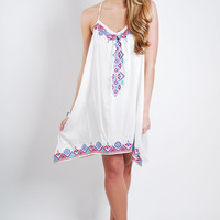 Take Me To Tulum Dress - Red