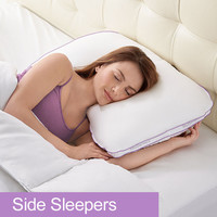 SAVE BioSense 2™ Shoulder Pillow for Side Sleepers