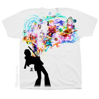 Jimi Hendrix - Soul Explosion  T Shirt on Sale for $19.95 at The Hippie Shop