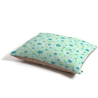 Lisa Argyropoulos Retro Forget Me Nots Pet Bed