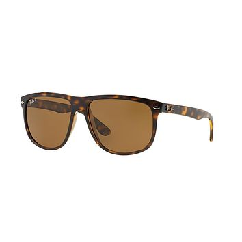 RAY-BAN RB 4147 710/51 Oversized Large Tortoise Sunglasses