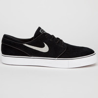 Nike Sb Zoom Stefan Janoski Mens Shoes Black/Black  In Sizes