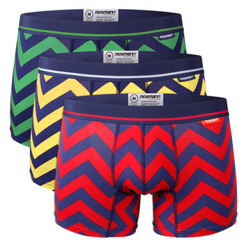 3 PACK BOXER BRIEF LUXE
