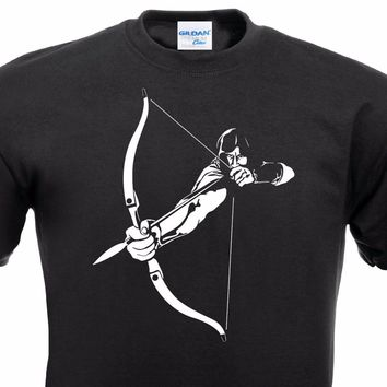 Sagittarius Bow & Arrow - Men's Casual O-neck T-shirt