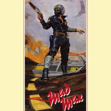 Mad Max 11x17 Movie Poster (1980)