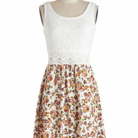 Bohemian Bouquet Dress | Mod Retro Vintage Dresses | ModCloth.com