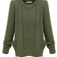 Hinna Hip Sweater