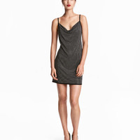 H&M Draped Dress $54.99