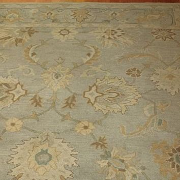 Gabrielle Persian-Style Rug | Pottery Barn