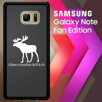 Abercrombie & Fitch Z3920 Samsung Galaxy Note FE Fan Edition Case