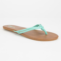 Volcom Forever 2 Sandals Mint  In Sizes