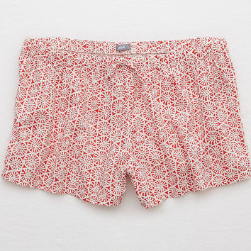 Aerie Boxer, Index Red