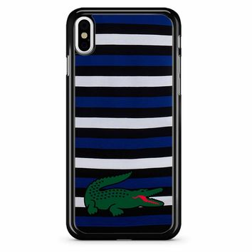 Lacoste iPhone X Case