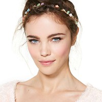 Flower Girl Jewel Headband