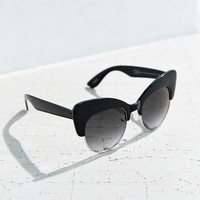 Crazy Cat-Eye Sunglasses - Urban Outfitters