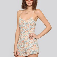 SOUTHERN COMFORT ROMPER