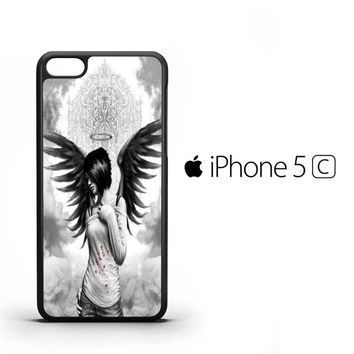 emo angel iPhone 5C Case