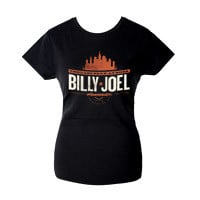 Billy Joel Official Store | LIMITED EDITION Shea All Star Junior Event Tee