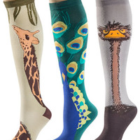 Animal Socks by Sock It To Me