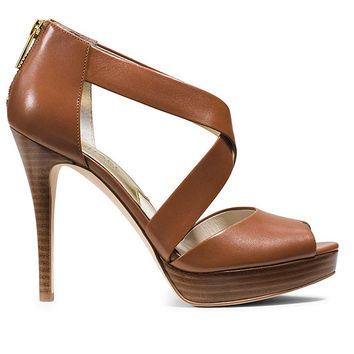 MICHAEL Michael Kors Ariel Platform Dress Sandals | Dillards