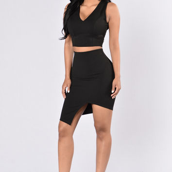 Sweet And Sour Set - Black