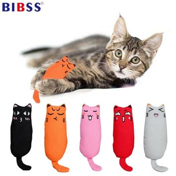 Soft  Cat Toys Catnip Toy Colorful Feather Funny Playing False Mouse Toy For Cats Kitten dogs Pet Products