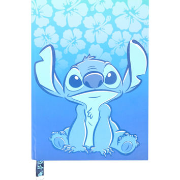 Disney Lilo Stitch Floral Stitch Journal