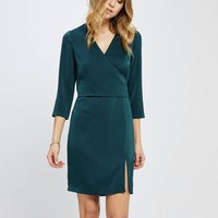Gwenyth Wrap Dress