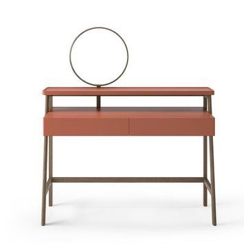 Stylish Simple Dresser Desk