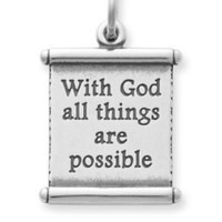 """All Things Are Possible"" Scroll: James Avery"