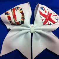 "3"" Cheer Bow- One Direction"