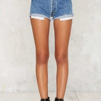 After Party Vintage Levi's 501 Cutoff Shorts