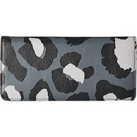 Marc by Marc Jacobs Sophisticato Printed Leopard Tomoka Wallet