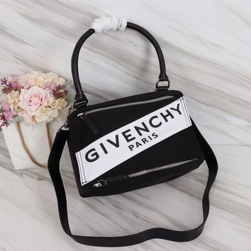 DCCK Givenchy Paris Fashion Women Men Gb39616 Pandora Messenger Bag