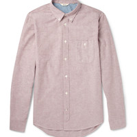 NN.07 Derek Cotton Oxford Shirt | MR PORTER