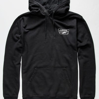 Vans Full Patched Mens Hoodie Black  In Sizes