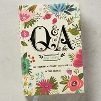 Q&A A Day For Moms by Anthropologie in Multi Size: One Size Books