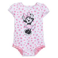 Sweet Minnie Mouse Bodysuit for Baby - Walt Disney World