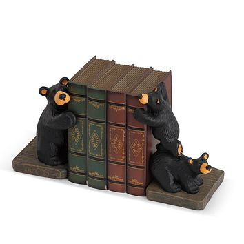 Trilogy Bookends