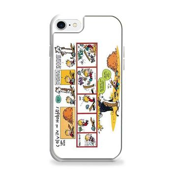 Calvin And Hobbes Comics Trip iPhone 6 | iPhone 6S Case